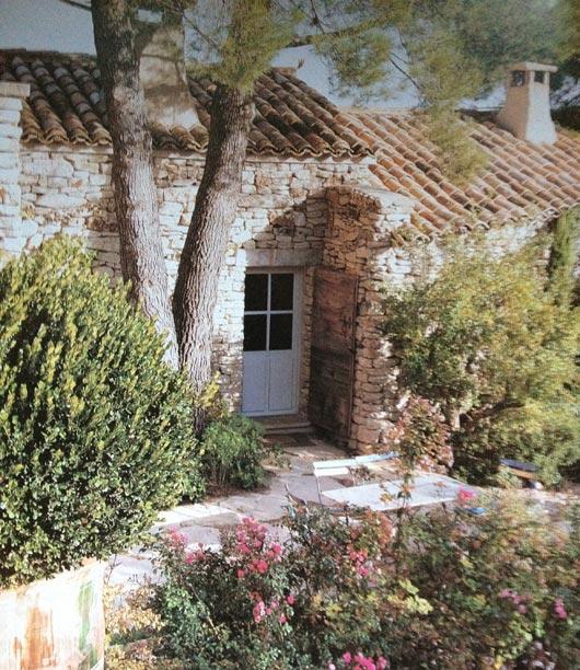 provence 01 Elementos de um Jardim Provençal